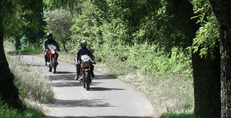 El MotoGiro de Italia