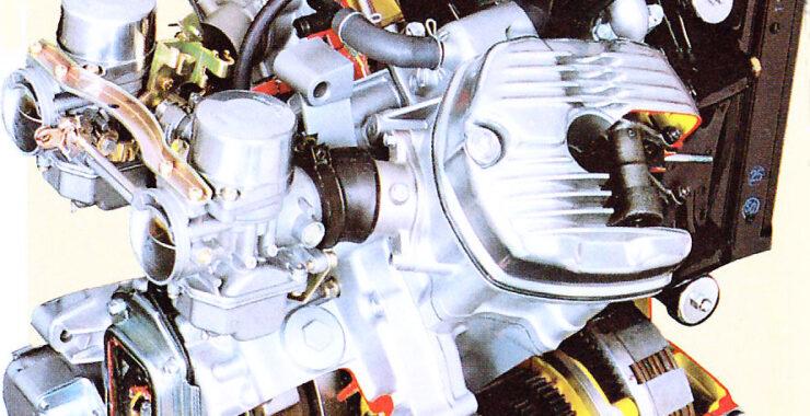 Modelos: Honda CX500 (2)
